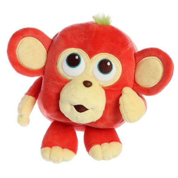 Aurora Cuby Zoo Marvin Monkey 8 inch Kids Soft Cuddly Toy
